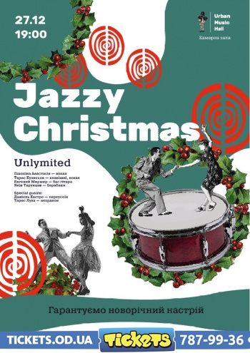 Unlymited l Jazzy Christmas Concert